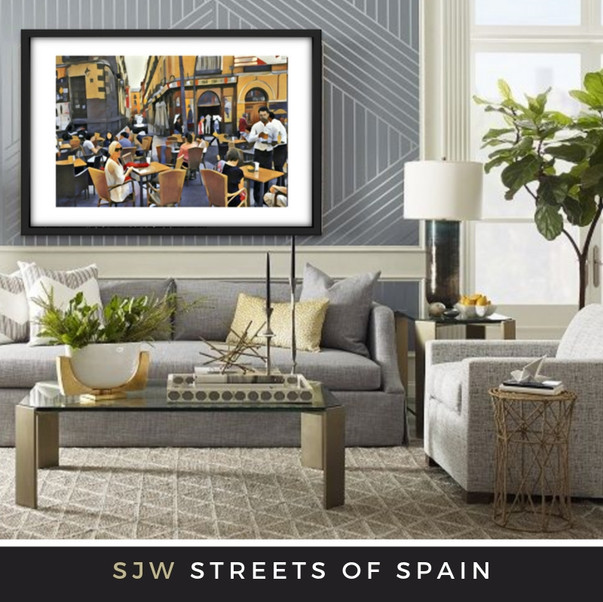 STRRETS OF SPAIN