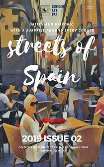 modern artwork spain elche streets