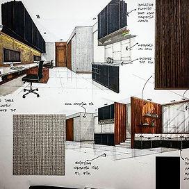WORK WITH INTEIOR DESIGN GRADUATES