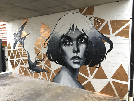 BEHIND THE FACADE   I   Art in urban transformation
