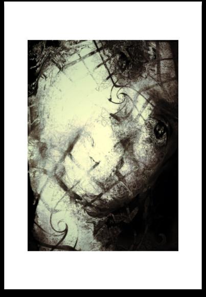 VEILED -  ART PAPER