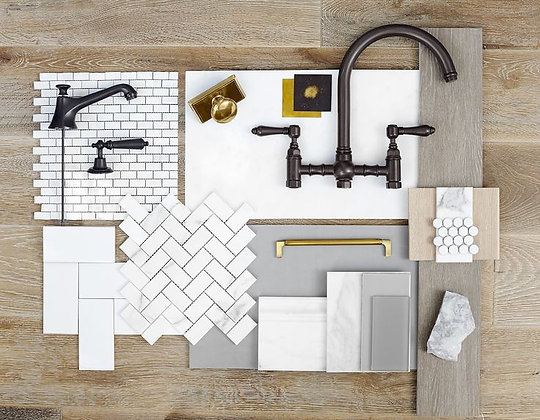 INTERIOR FINISHES SELECTION AND SPECIFICATION