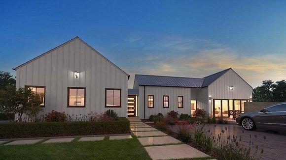 'THE NAPA'  MB17 #1  HOUSE PLAN STANDARD