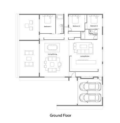 STANDARD HOUSE PLAN
