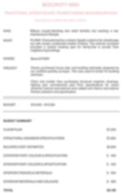 CASE STUDY BUY HOUSEPLAN BEECROFT NSW