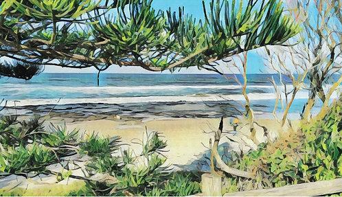 SHELLY BEACH I