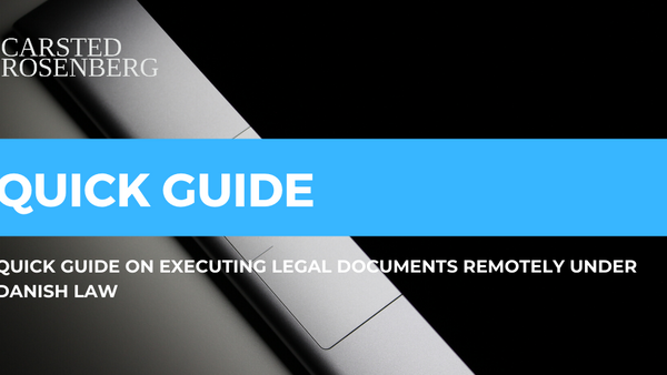Quick Guide on Remote Document Execution