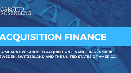 Comparative Guide to Acquisition Finance in Denmark