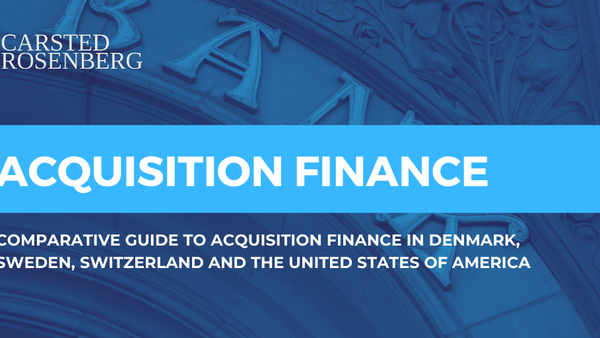 Acquisition Finance in Denmark