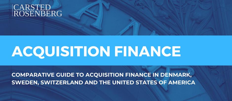Acquisition Finance in Denmark