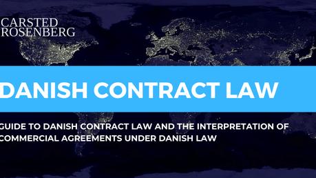 Danish Contract Law