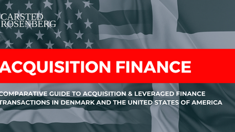 USA and Danish Acquisition Finance Structures
