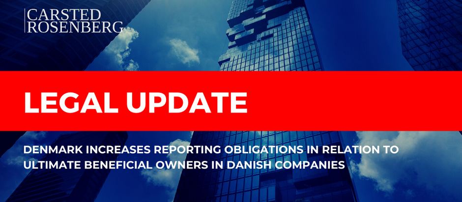 Denmark Increases Reporting Obligations