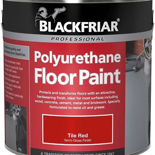 Blackfriar Professional TRD Floor Paint Tile Red