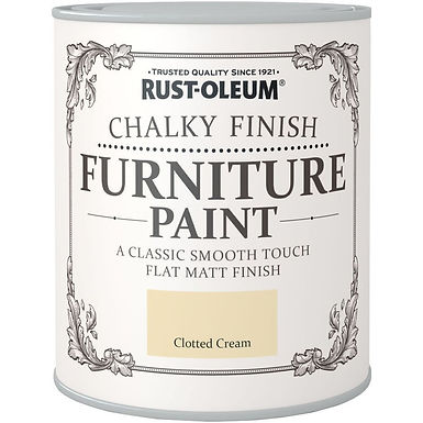 Chalky Clotted Cream