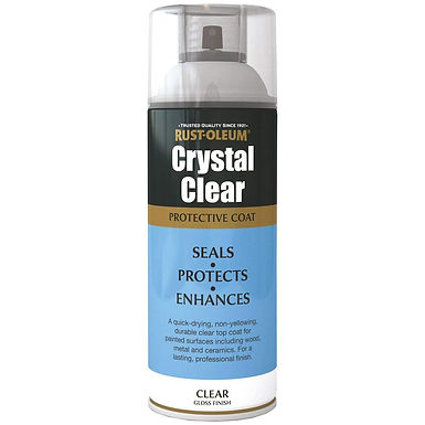 Crystal Clear Gloss 400ml