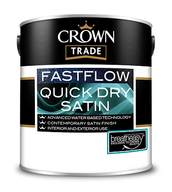 Crown Trade Fastflow Satin 1 ltr