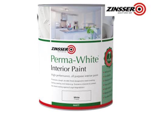 Zinsser Perma White Interior Satin