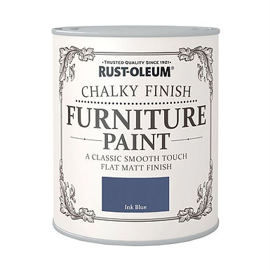 Chalky Ink Blue