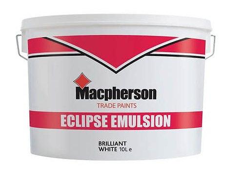Macpherson Eclipse Emulsion Briliant White 10 Ltr
