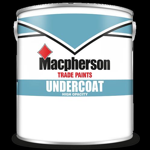 Macpherson Undercoat White 5 Ltr