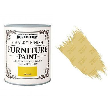 Chalky Mustard