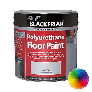 Blackfriar Professional TRD Floor Paint Light Grey