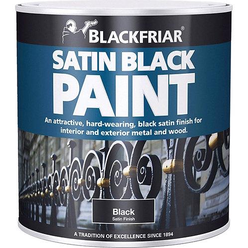 Blackfriar Satin Black