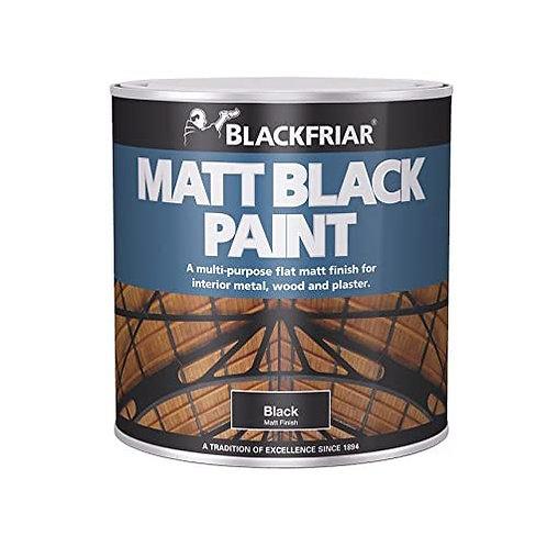 Blackfriar Matt Black