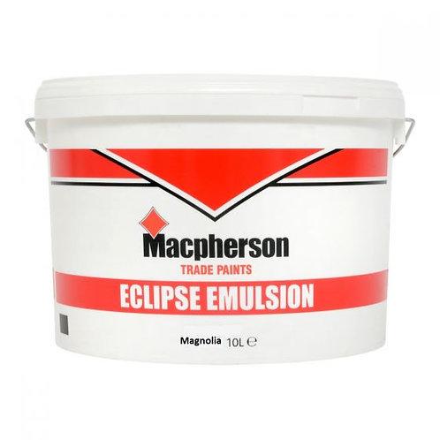 Macpherson Eclipse Emulsion Magnolia 10 Ltr