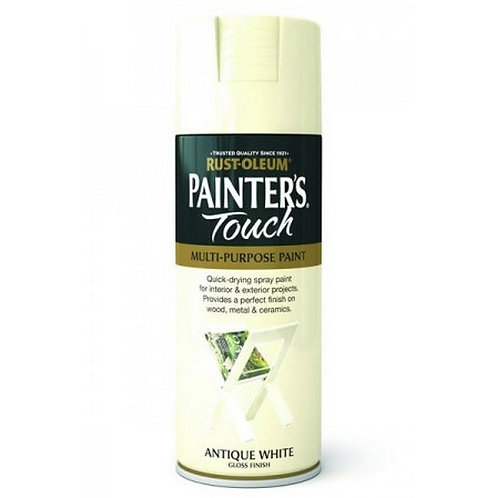 Painter's Touch Antique White Gloss