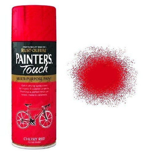 Painter's Touch Cherry Red Gloss