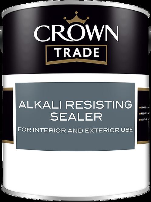 Crown Alkali Res Sealer Off White 1 Ltr