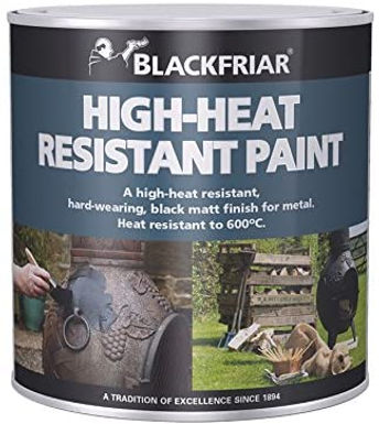 Blackfriar Heat Resistant Black