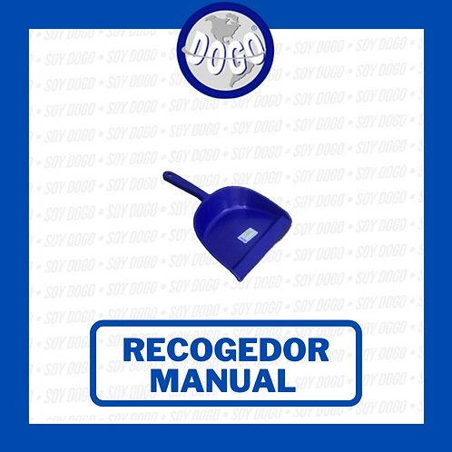 Recogedor Manual