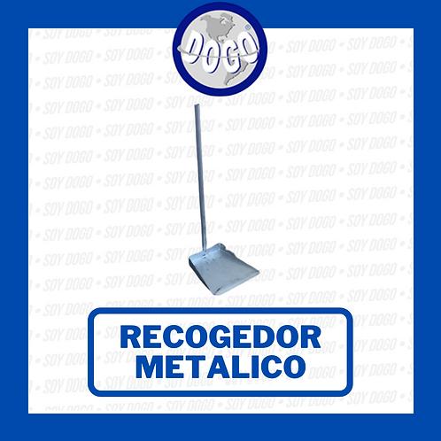 Recogedor Metalico
