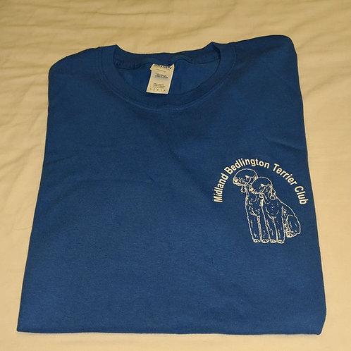 Short Sleeved Crew Neck T-shirt