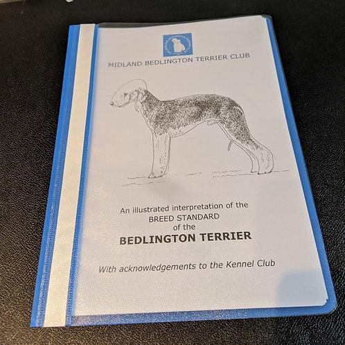 Illustrated Interpretation of the Breed Standard of the Bedlington Terrier