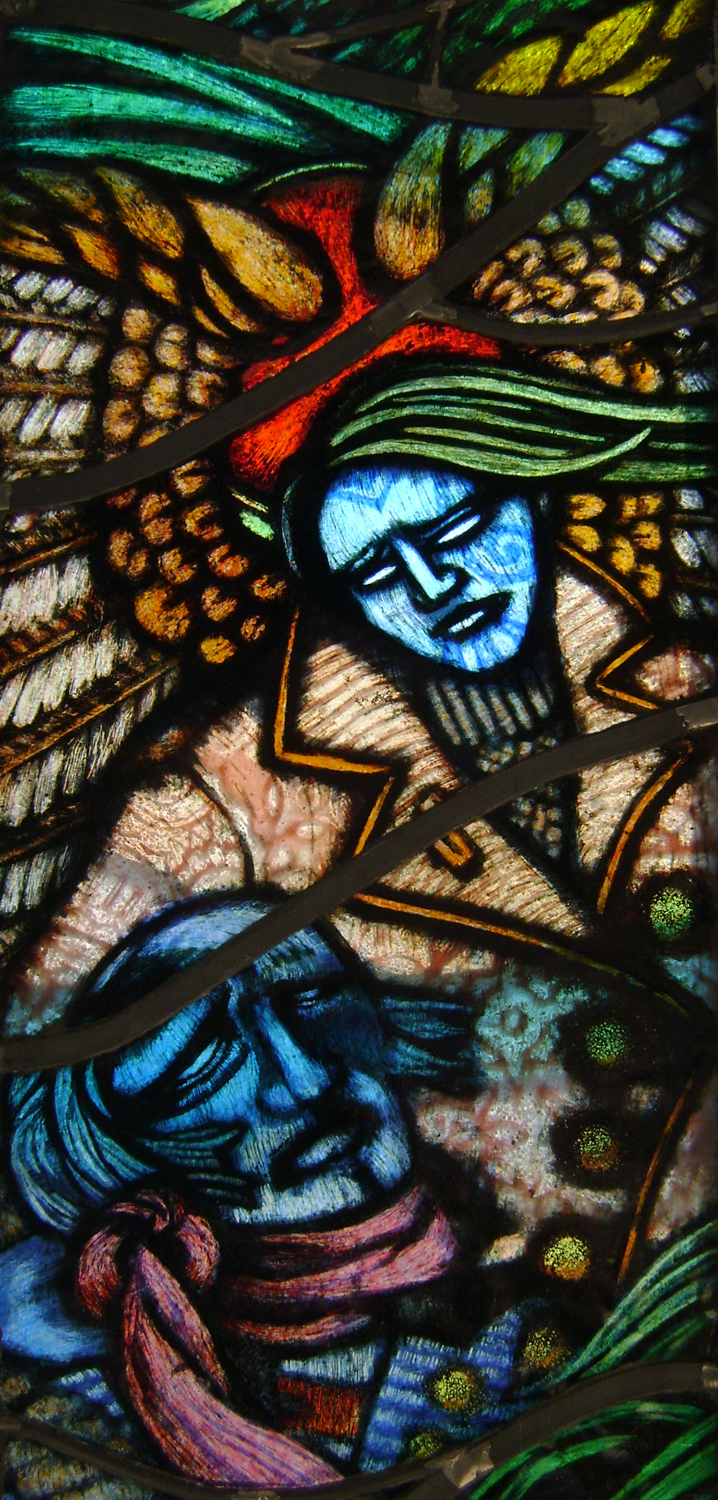 Sailor's Savior - detail 1