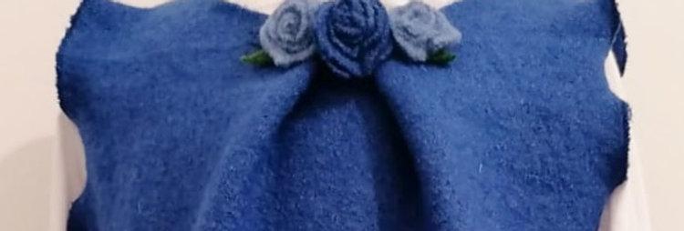 Kinderkleid Ella Blau