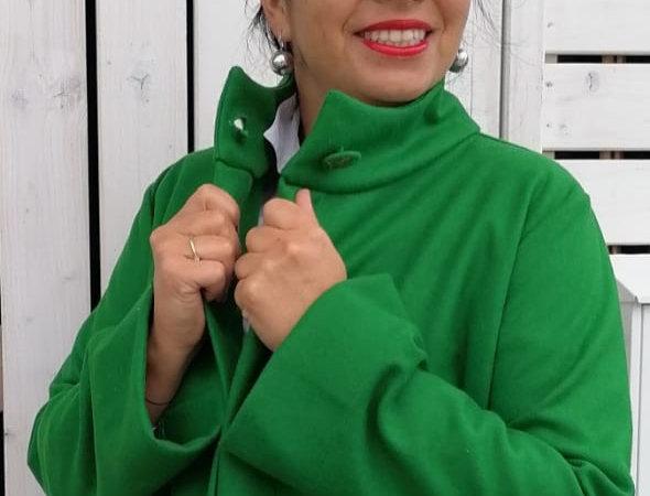 Lodenjacke Grün
