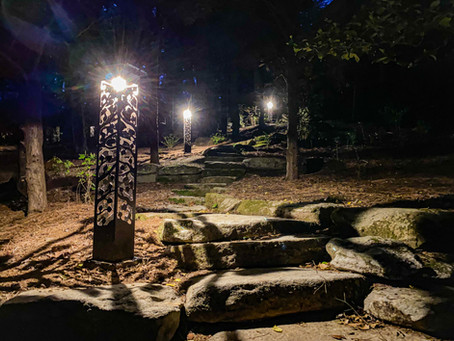 Bring Light and a Touch of Art to Your Pathways with Bollard Lighting Design Ideas!