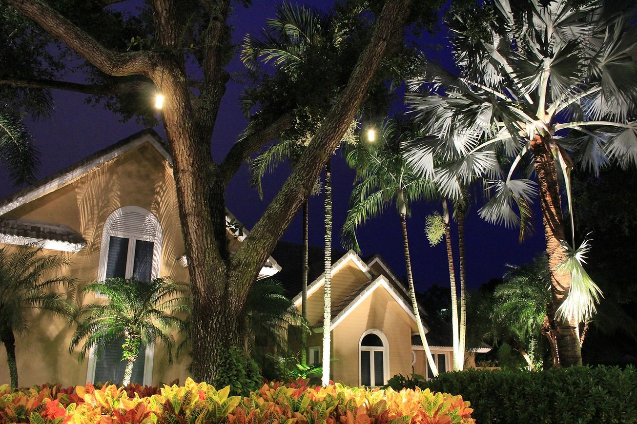 LED Scapes Outdoor Lighting Residential Orlando