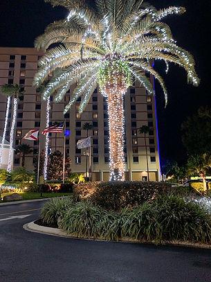 Commercial Outdoor Lights Systems Orlando Florida