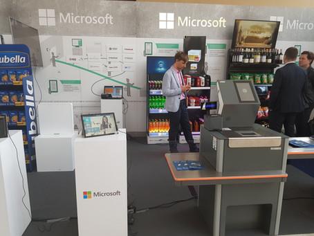 Wrażenia po pierwszym dniu Targów Retail Summit 2019