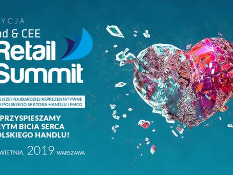 Targi Retail Summit - 3/4.04.2019