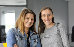 Ania i Wiola
