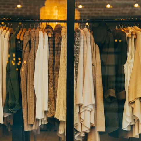 CLOTHING, FOOTWEAR, SPORTSWEAR