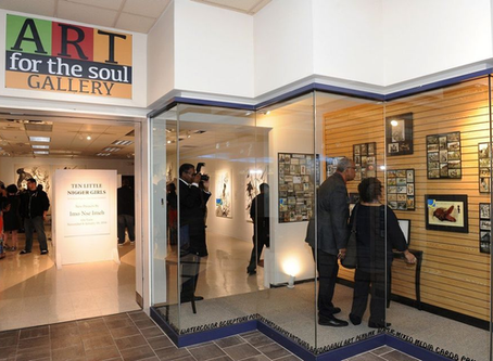 Photos: Art for the Soul gallery reopens in Springfield's Tower Square
