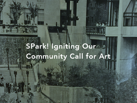 CALL FOR ART! SPark! now open